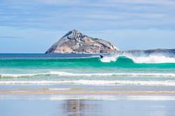 44# Sliding the wave