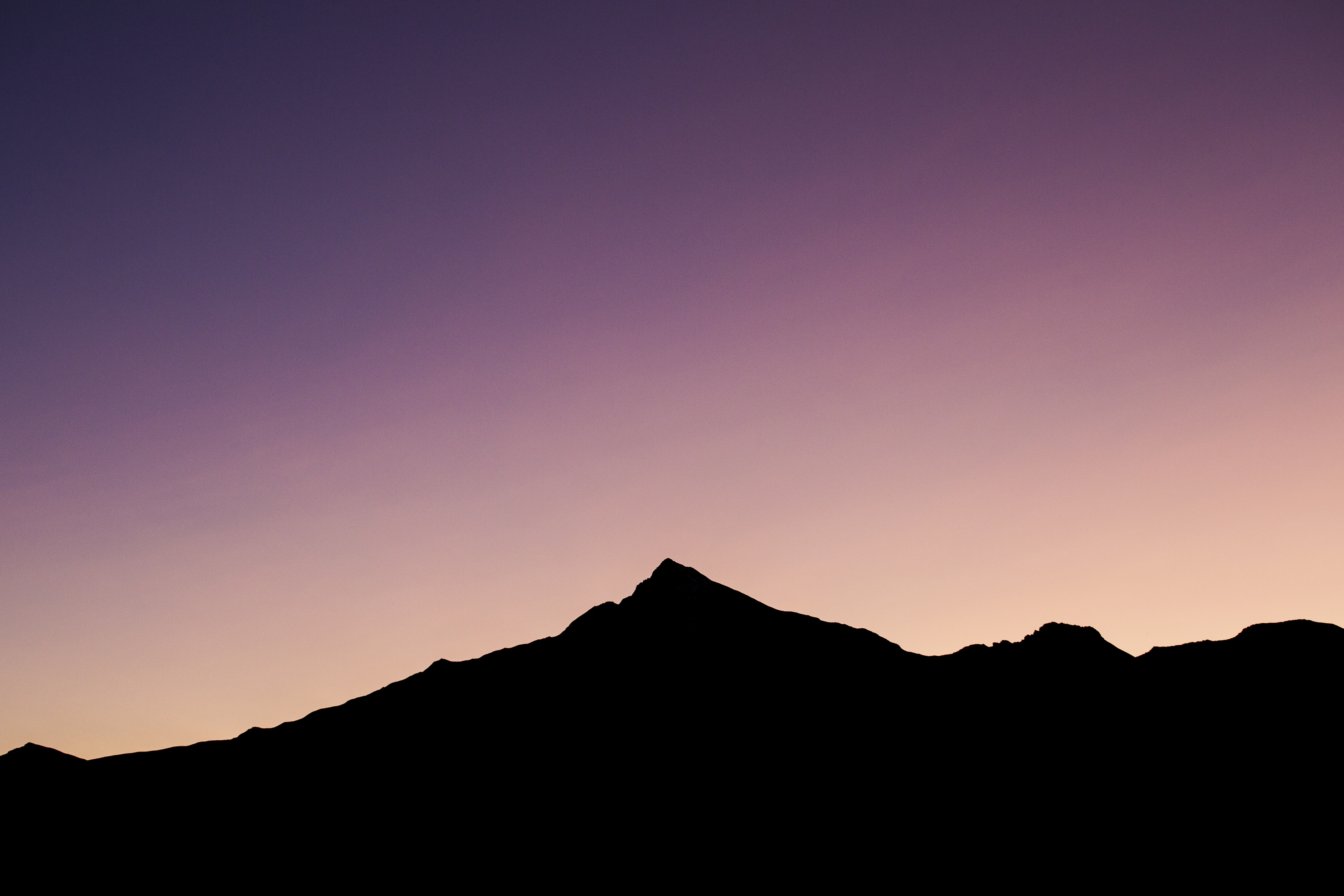 #87 Purple sky