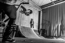 17# Wall ride