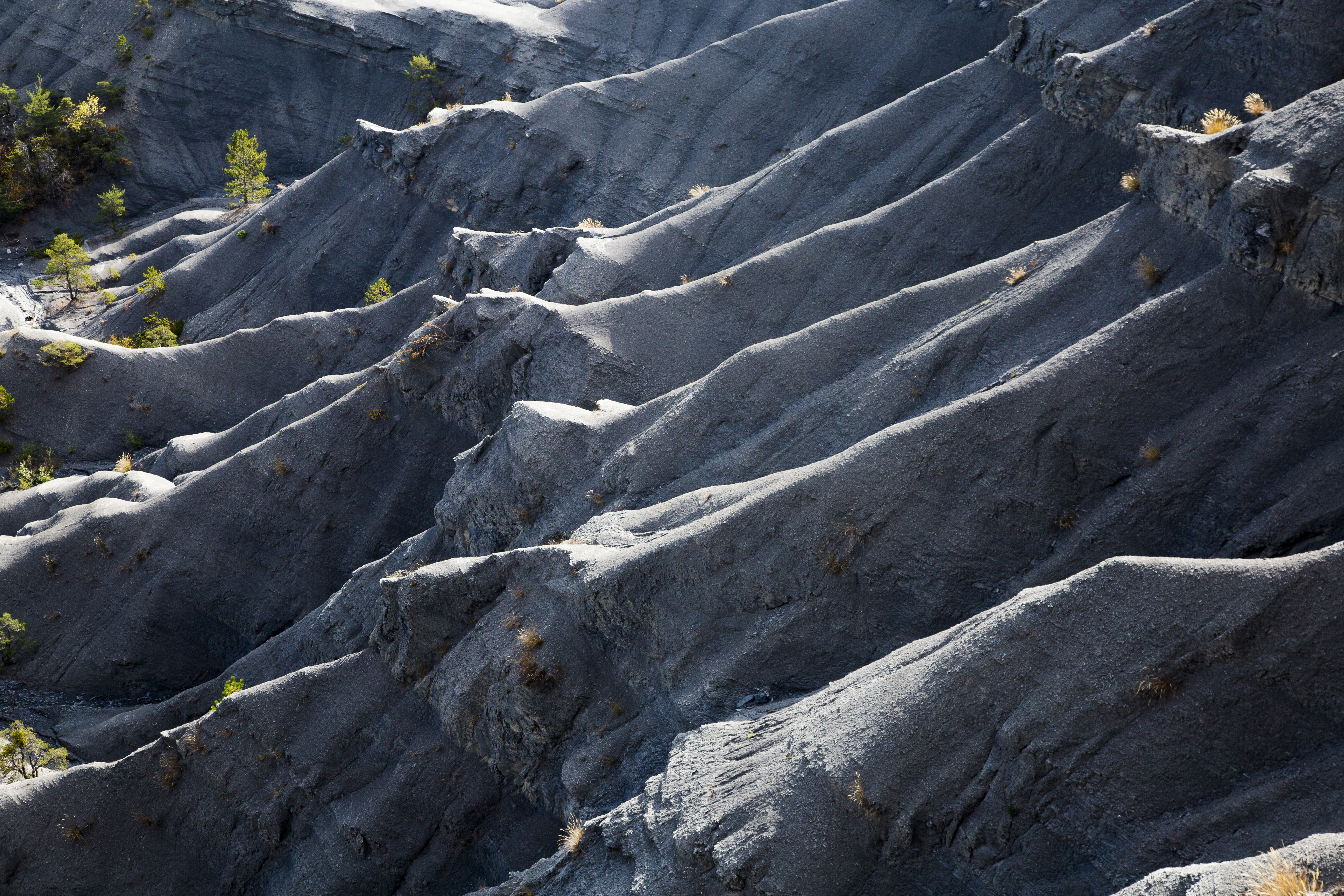 #85 Black dunes