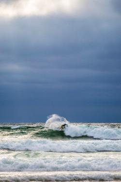 48# Broke the wave