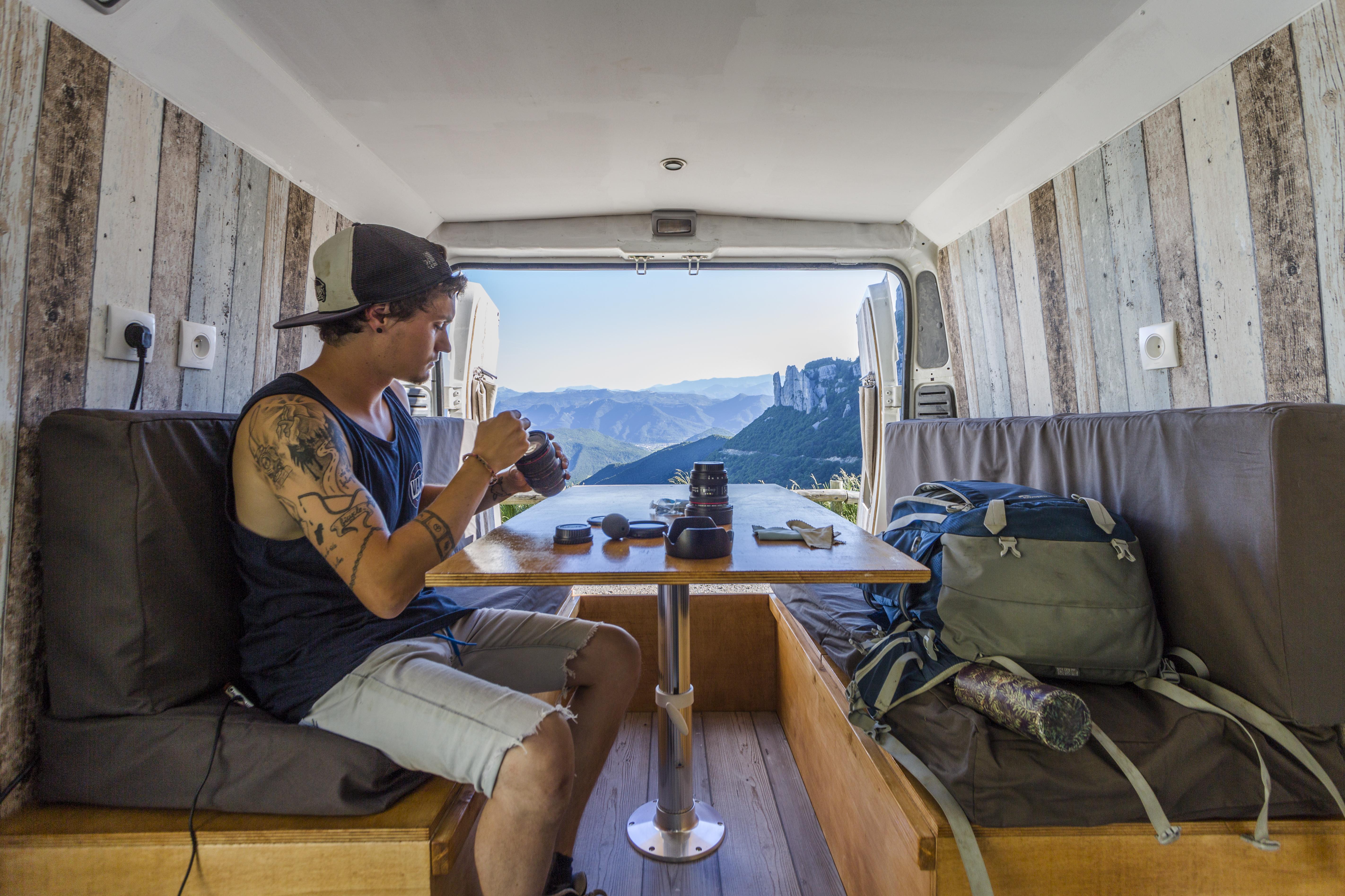 #12 Van life