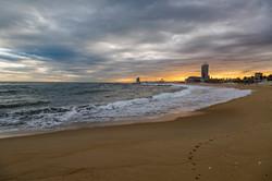 #30 Sunset in Spain