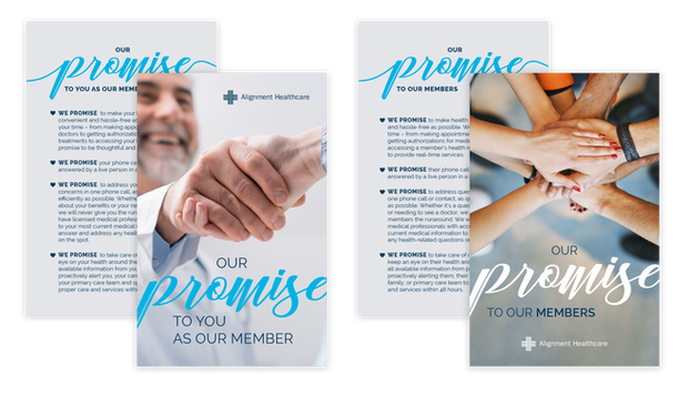 Marketing Cards