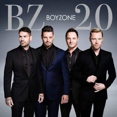 Light Up The Night by Boyzone