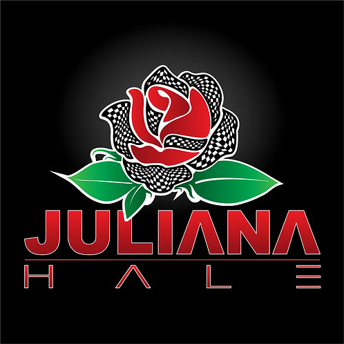 Juliana Hale Square Sticker