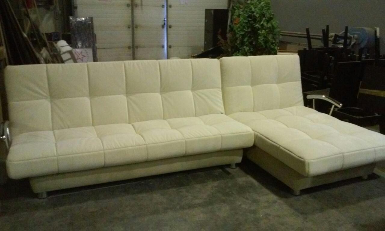 Изготовление диван экокожа