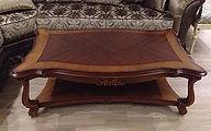 Реставрация столика в Тюмени | Студия мебели Рококо