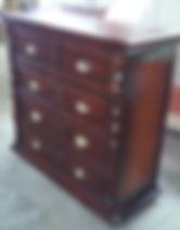 реставрация комода | Качественная реставрация мебели | Рококо