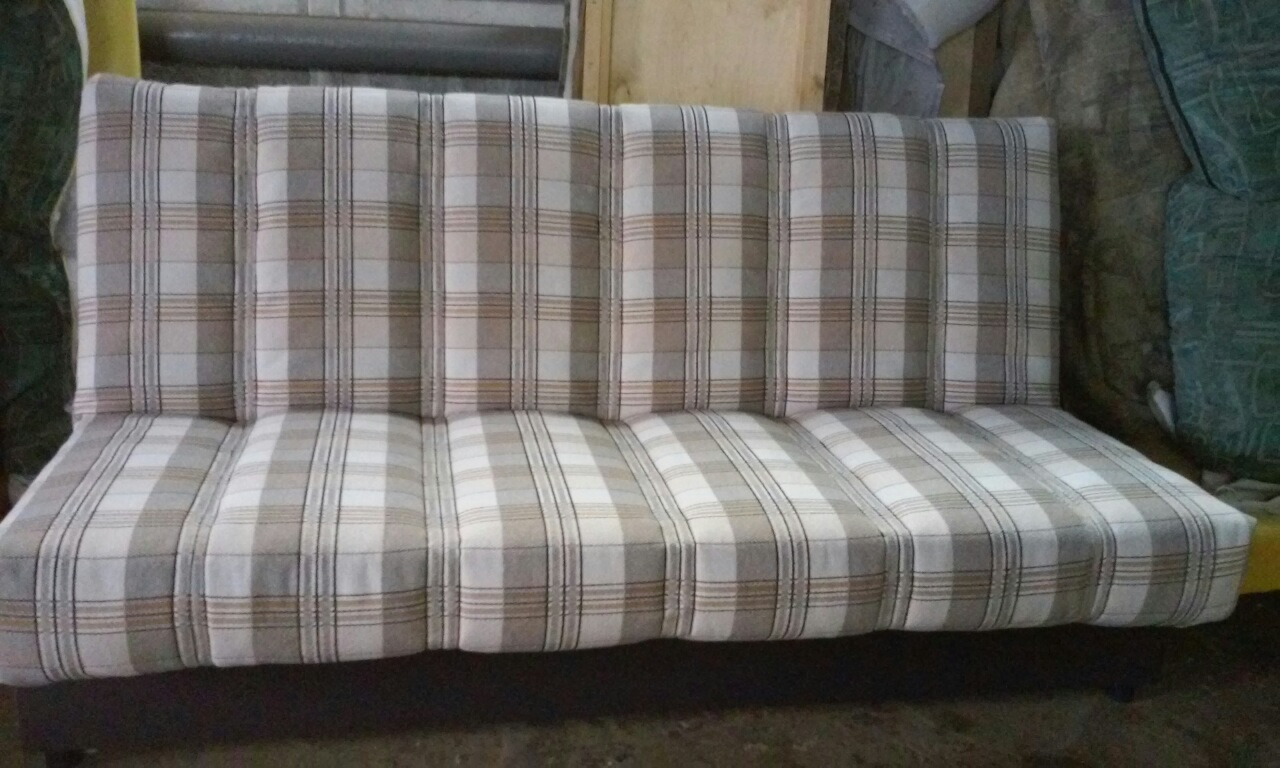 Перетяжка дивана 1