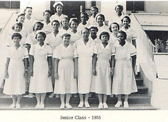 CIty Hospital Practical Nurses 1955-CROP