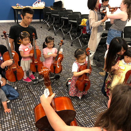 Introducing Violin and String Lessons and Rentals at EchoKids
