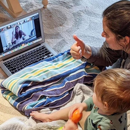 A Guide to Keeping Children Entertained on Zoom and Video Lessons