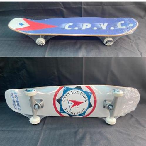 Custom C.P.Y.C. Skateboard