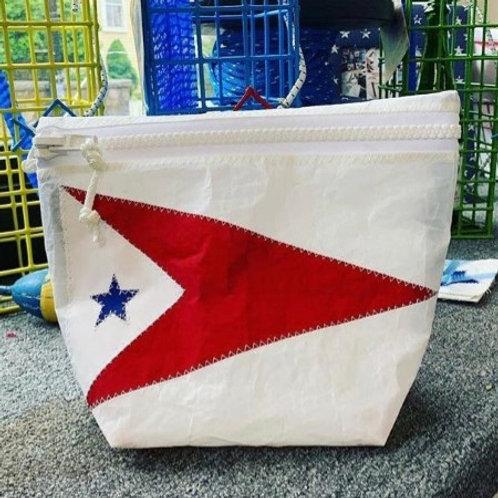 CPYC Burgee Recycled Sail Bag