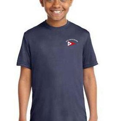 Posicharge Short Sleeve Quick Dry Sailing Shirt