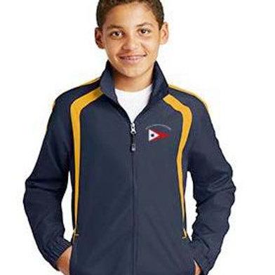 Raglan Athletic Jacket