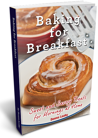 Donna Leahy Chef Author French Toast Waffles Pancakes for Breakfast