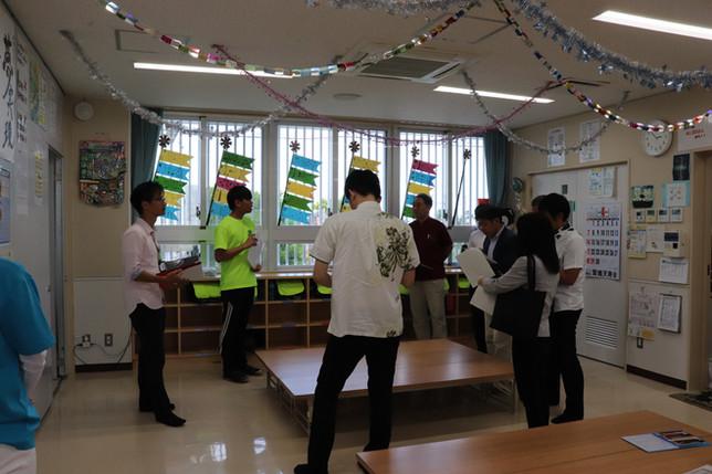 【活動報告】施設整備支援事業