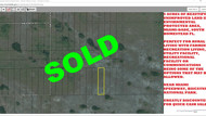 5 Acres beautiful unimproved land South Homestead Miami-Dade FL.DISCOUNTED! $30 000