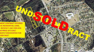 ASSIGNMENT CONTRACT OFFERED FOR 7.2AC RESIDENTIAL LAND, DALLAS. DEAL DISCOUNTED $30 000!