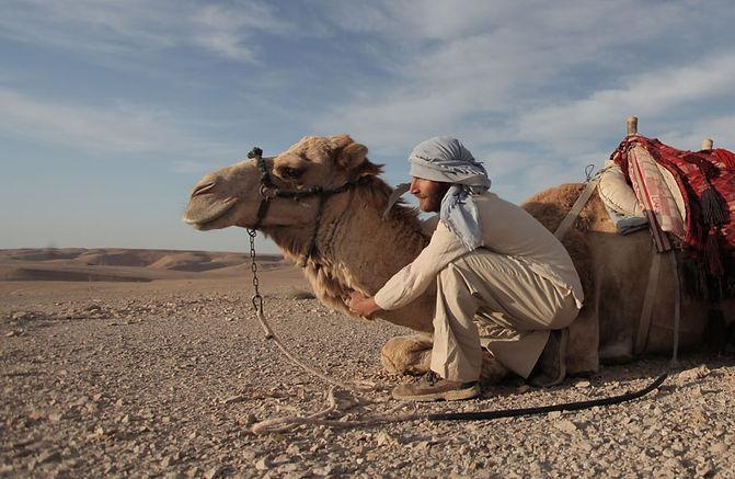 רוכבי הגמלים טיולי מדבר
