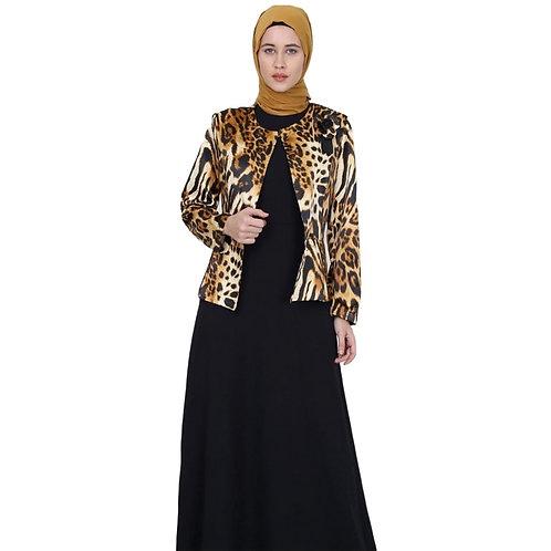 Leopard kjolesæt