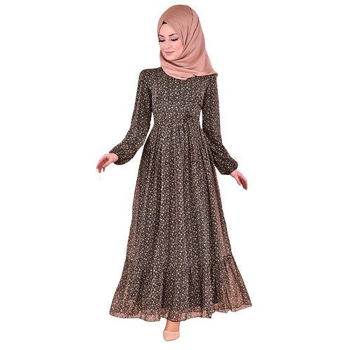 Chifon kjole
