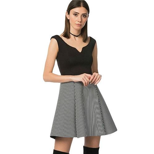 Gossip kort kjole