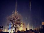 Ice Pillars - N. Spina