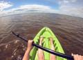 Britta Kayaking - B. McBride