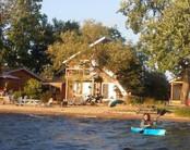 Nellie Canoeing