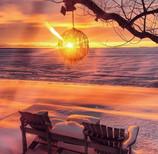 Winter Sunset - B. McBride