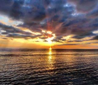 Spring Sunset - B. McBride