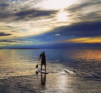 Paddleboarding - N. Spina