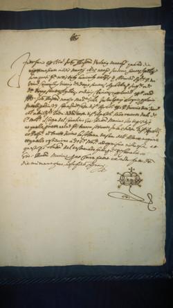 Archivio Monte Manso