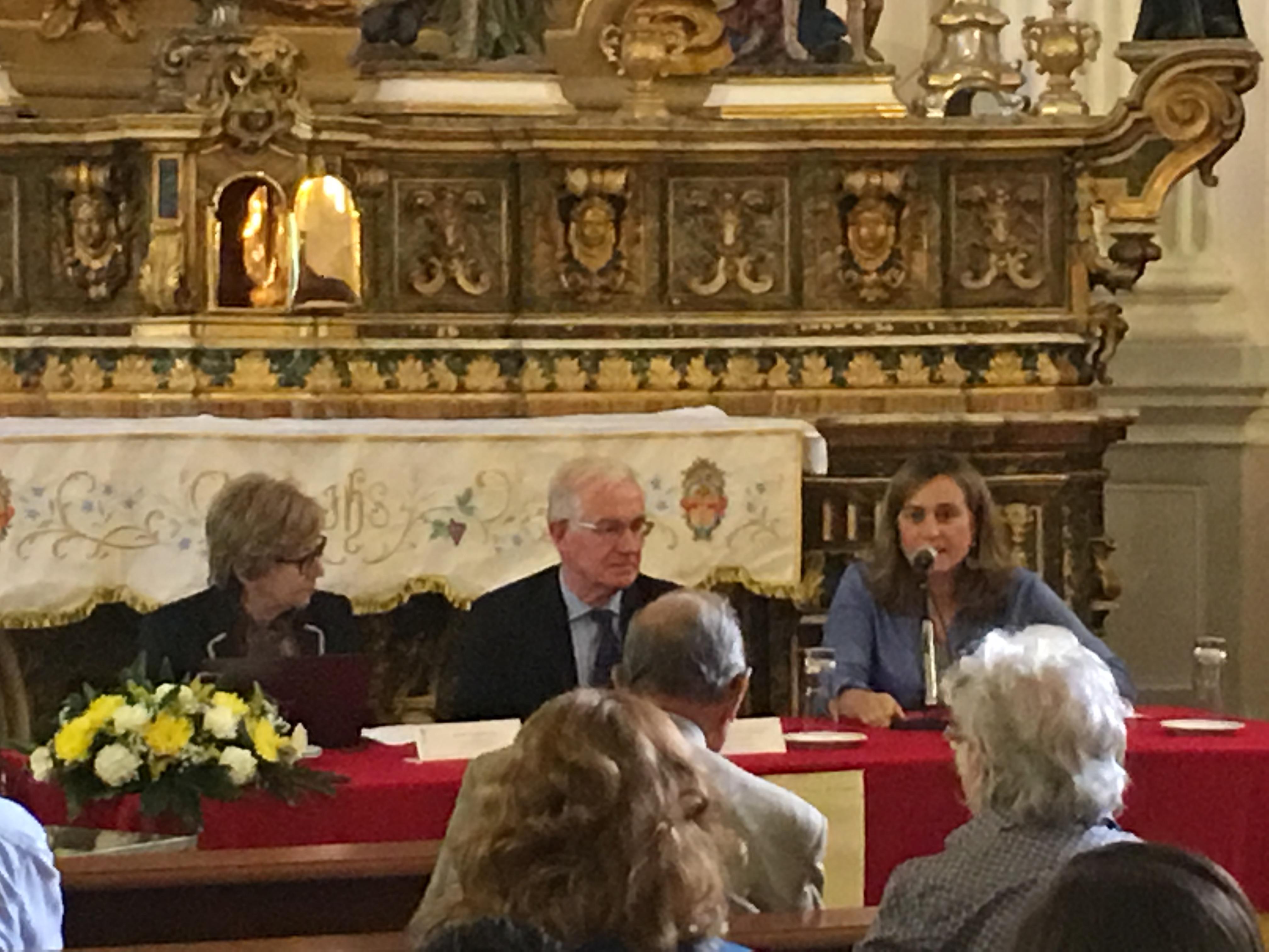 Convegno Accademia degli Oziosi di Napoli