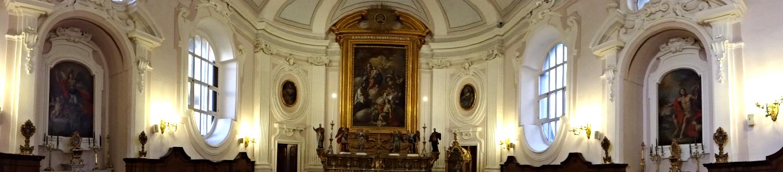 L'Abside della Cappella