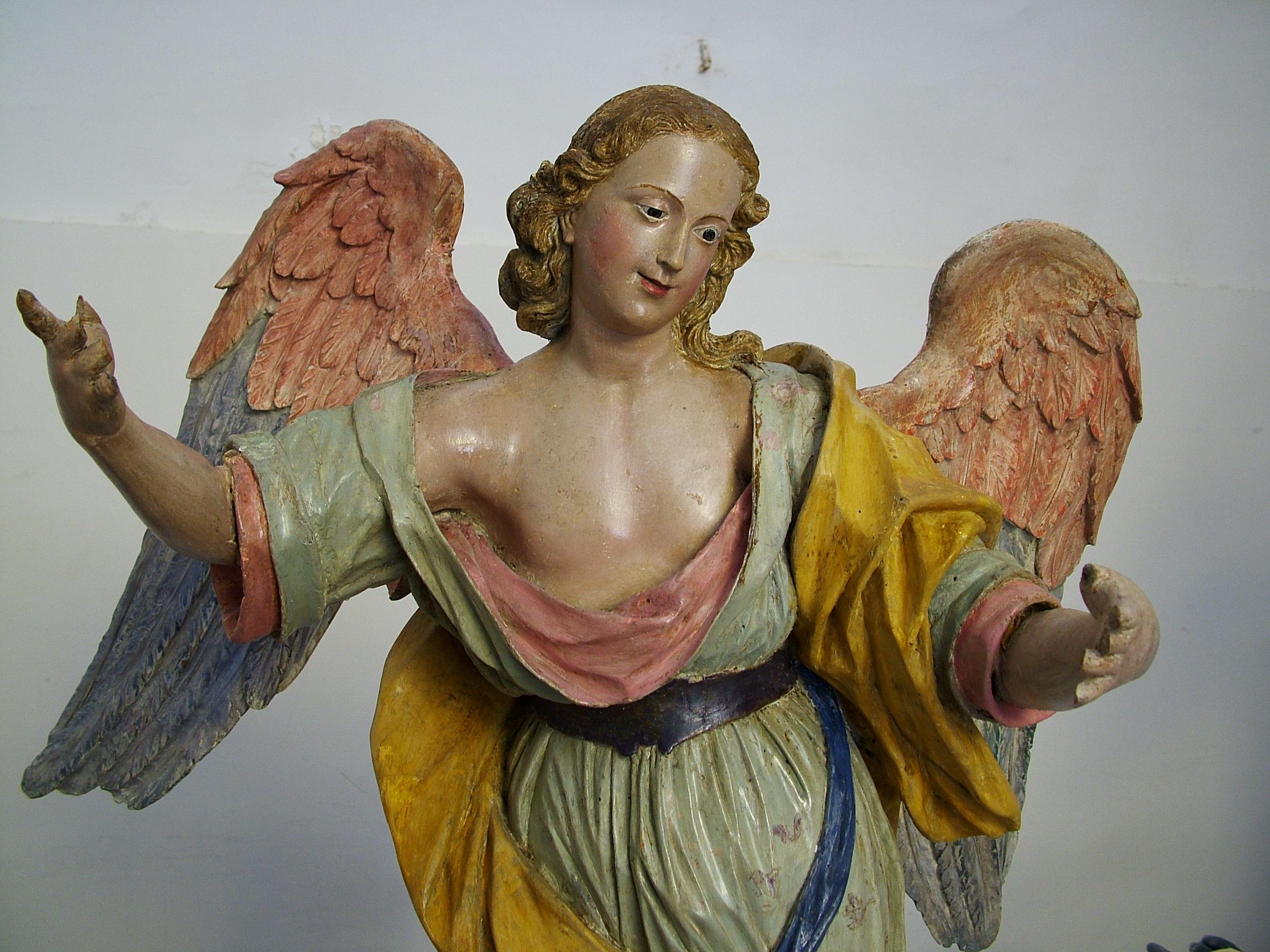 Statua di San Gabriele