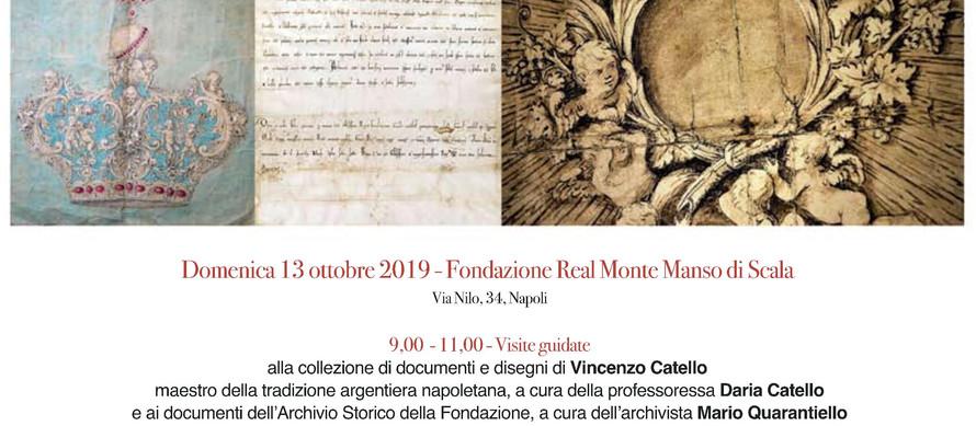 Domenica di Carta a Monte Manso                                       13 ottobre 2019, ore 9-12 Via