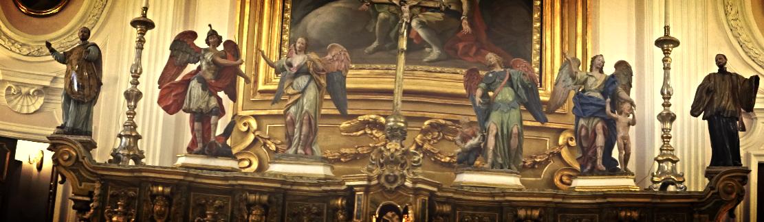L'Altare ligneo