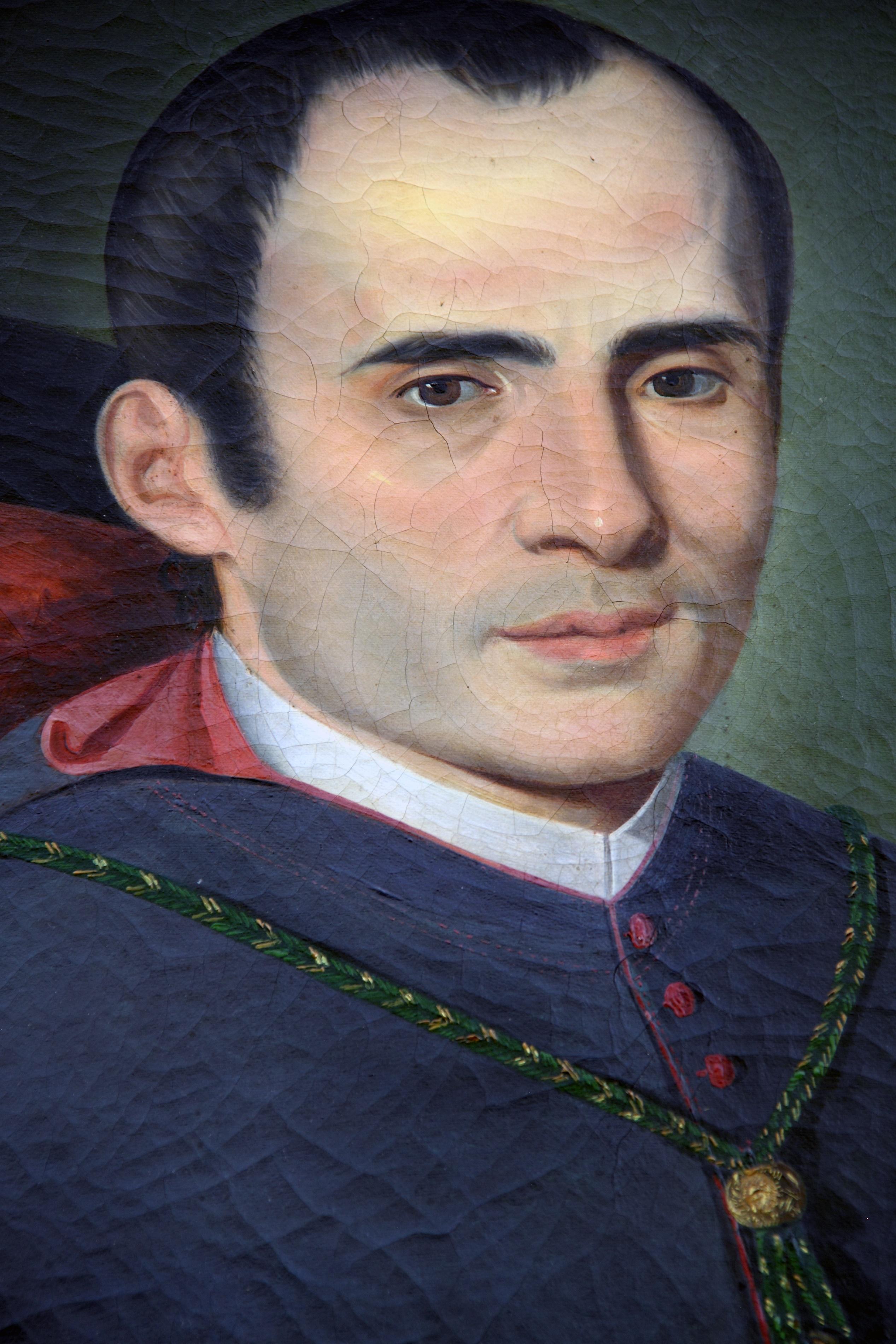 Il Cardinale Gius M. Capece Zurlo