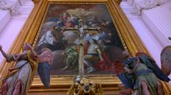Particolare pala d'altare