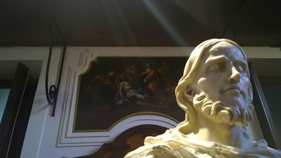 Il Cristo Svelato (2011) di Giuseppe Corcione