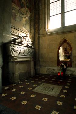 Cappella Famiglia Manso