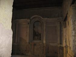 La Cappelletta prima del restauro