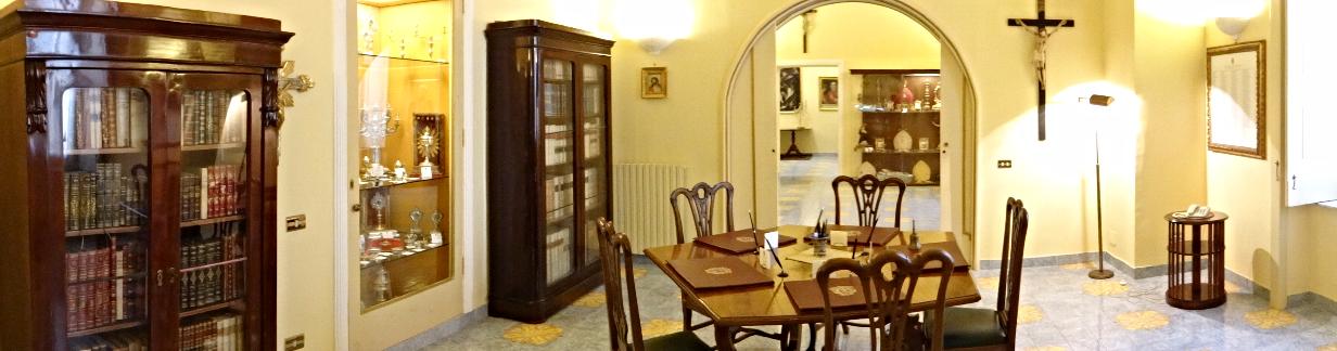 La sala di Governo