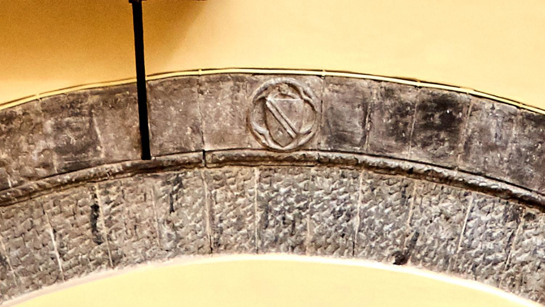 lo stemma dei de Capua oggi