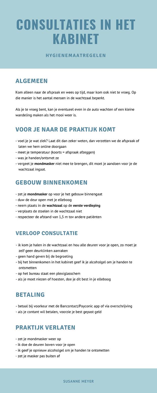 Kopie van Consultaties in het kabinet (2