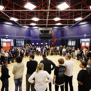 BBC Fellowship in Community Theatre